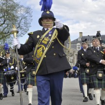 Pipes Band de la Police de Maastricht