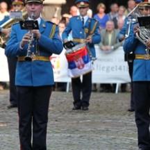 L'Orchestre représentatif de la Garde de l'Armée de la Serbie