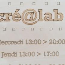 Le Cré@lab est à Liège!