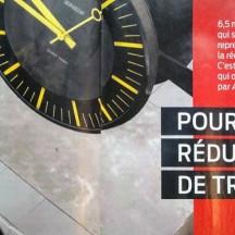 Pourquoi il faut réduire le temps de travail