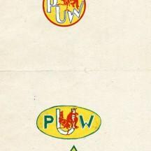 3 projets de logos pour le PUW