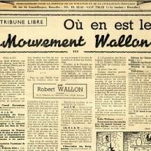 Une du Gaulois du 18 décembre 1948