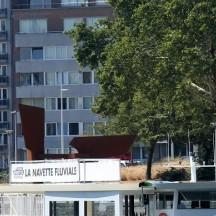 Les navettes fluviales à Liège : 40.000 personnes en 2018