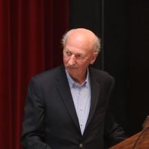 Visite de Dirk Frimout à l'Ecole polytechnique de Seraing