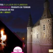 Nocturne au Château de Jehay