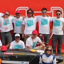 EcoMOTION 2019 - HEPL Shell Eco Marathon Brooklands (UK)