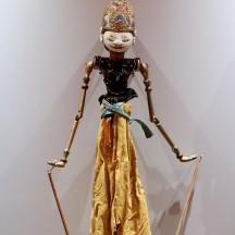 L'Indonésie et ses marionnettes du théâtre de l'ombre