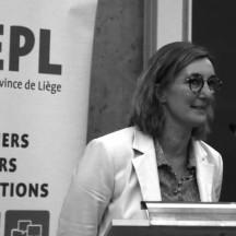 Annick Lapierre, Directrice-Présidente de la HEPL