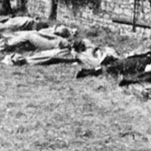 Trooz-Massacre de résistants