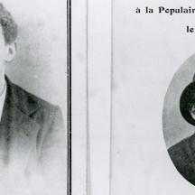 3. Souvenir des victimes des élections législatives de 1912
