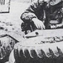 Offensive allemande entre Malmedy et Saint-Vith