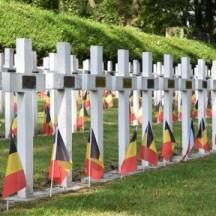 Nationale Anlage der Schüsse - 75. Befreiung von Lüttich