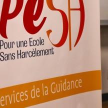 PESH - Pour une Ecole Sans Harcèlement - Province de Liège