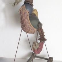 P. Pirard 'Hippocampe à bascule'