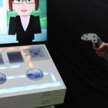 La Technosphère,  le virtuel pour découvrir les métiers scientif
