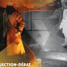 Affiche présentant la projection-débat du 17-10-2019