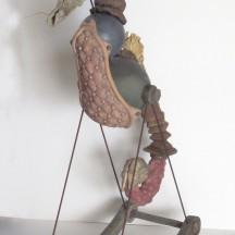 P. Pirard, Hippocampe à bascule