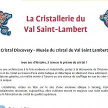 Cristallerie du Val Saint-Lambert