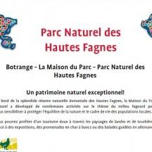 Parc Naturel des Hautes Fagnes