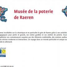 Musée de la poterie de Raeren