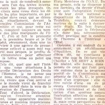 Article extrait des cahiers de Jean Boets