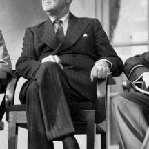 1943, Conférence de Téhéran entre les 3 grands