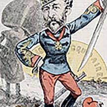 Georges Boulanger (1837-1981), général et homme politique frança