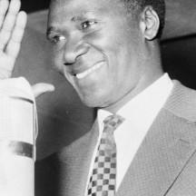 Ahmed Sékou Touré, Président de la République de Guinée