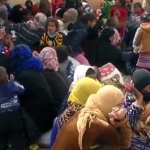 Réfugiés de la guerre civile syrienne - 2015