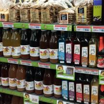 les produits locaux s'invitent dans les magasins