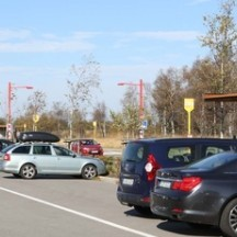 Mitfahrerparkplatz