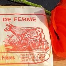 Beurre doux de la ferme Vandenschrick
