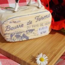 Beurre doux de la ferme Colyn