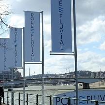 Le pôle fluvial de Liège