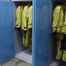 1.500 kg vêtements des services d'intervention d'urgence lavés