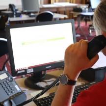 3.000 appels au call-center dont 2.500 offres