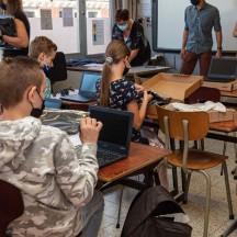 Un ordinateur par élève !