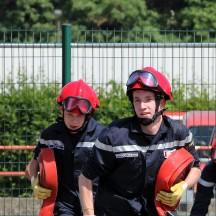 Challenge des Cadets de l'Ecole du Feu de la Province de Liège