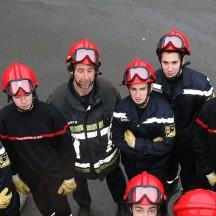 Cadets de l'Ecole du Feu de la Province de Liège