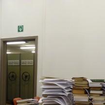 Préparation des livres en emprunt via le prêt entre bibliothèque