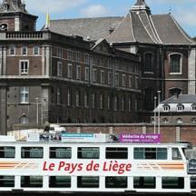 Bateau Le Pays de Liège - © FTPL-Patrice Fagnoul