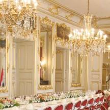 Salle à manger de l'Hôtel provincial