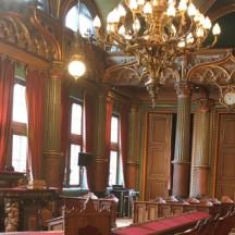 Une autre vue de la Salle du Conseil provincial
