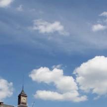Vue sur le Palais provincial