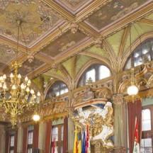 Salle du Conseil provincial