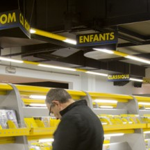 Bibliothèque Chiroux - Méditathèque