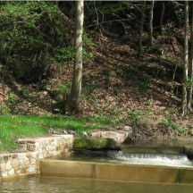 Ruisseau de Winamplanche – Passe à poissons après travaux