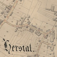 Extrait de l'atlas des chemins vicinaux