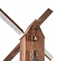 Maquette du moulin à vent de Mauvinage - Silly (20e siècle)