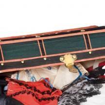 Malle de poupée, Jupille (19e siècle)